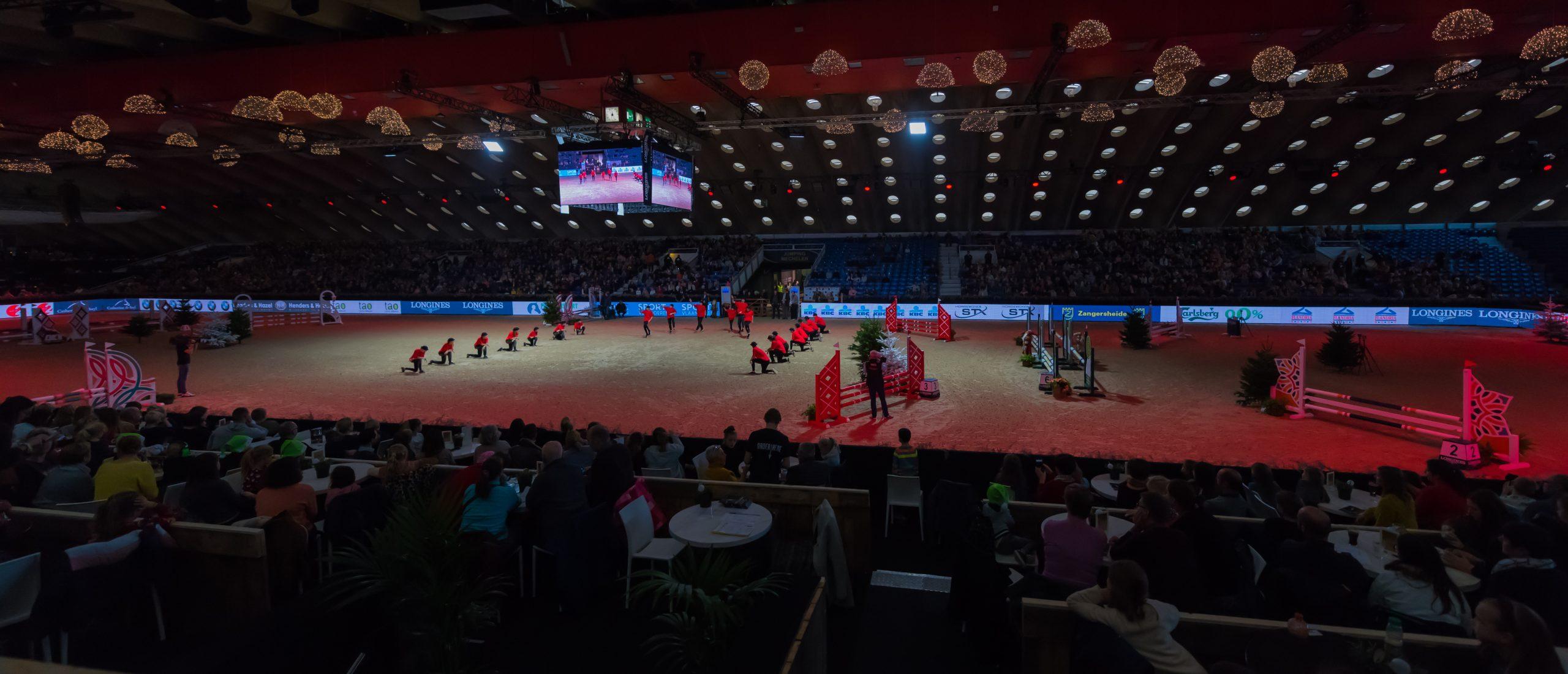 Ook jij kan schitteren op de hoofdpiste van Jumping Mechelen 2021!